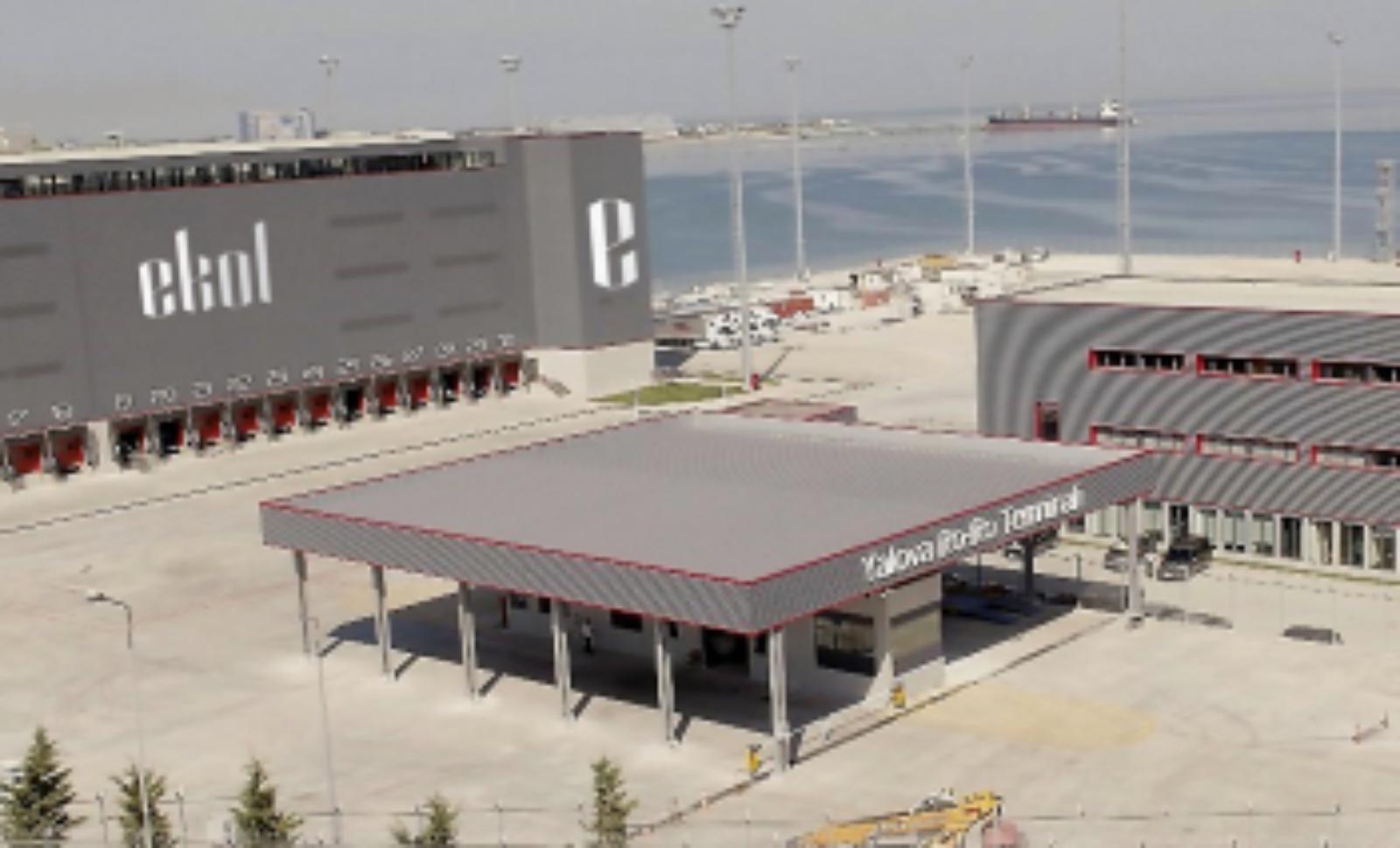 Ekol eröffnet Hafenterminal in der Türkei