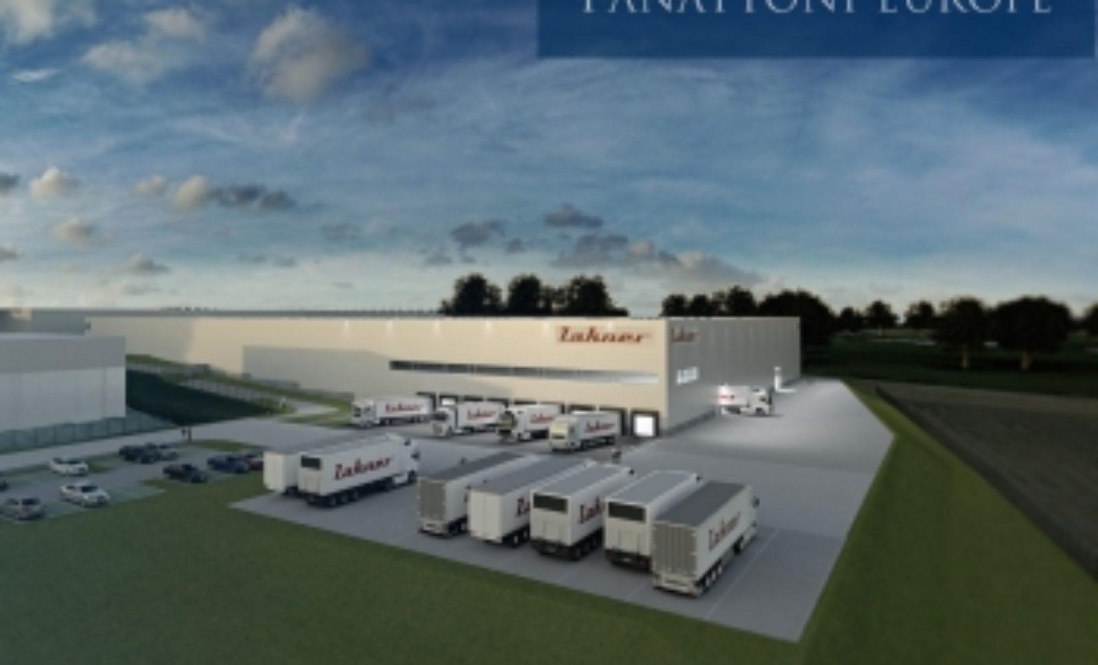Panattoni baut Logistikzentrum für Automobilzulieferer in Alfdorf