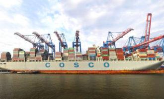 HHLA: Neue Großschiffsbrücken starten mit starker Leistung