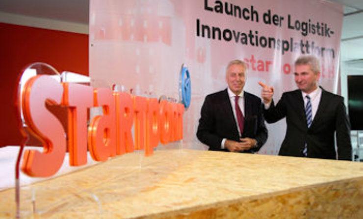 duisport gründet Innovationsplattform startport