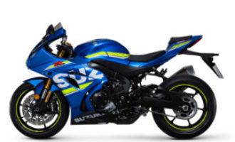 Suzuki picks Bibby for motorcycle deliveries