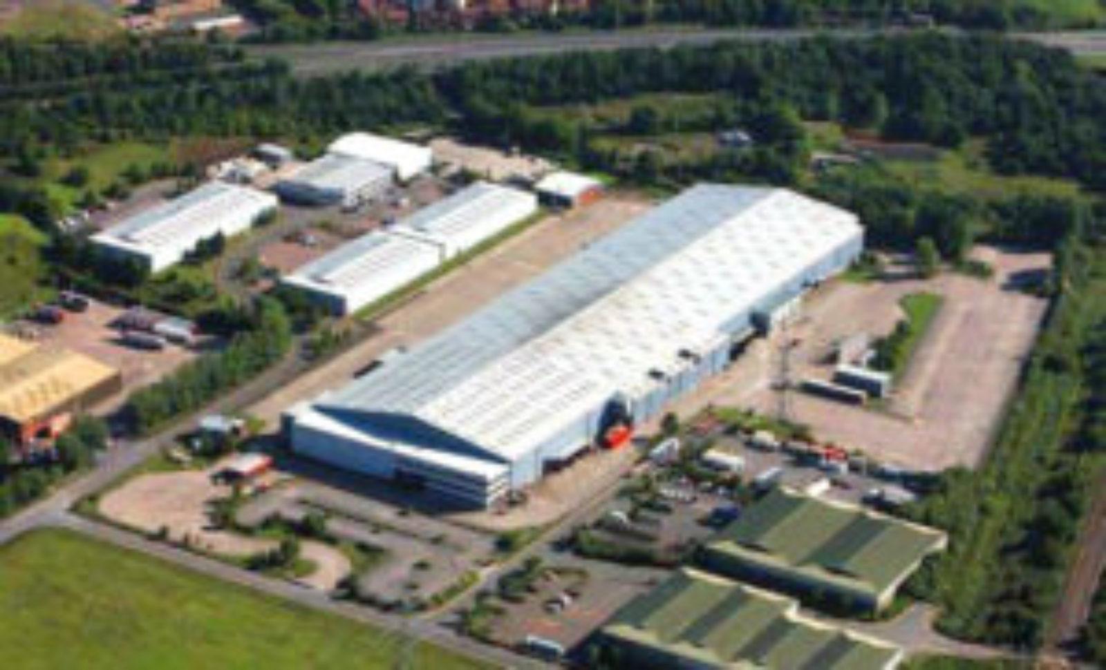 Tenens acquires Tesco warehouse