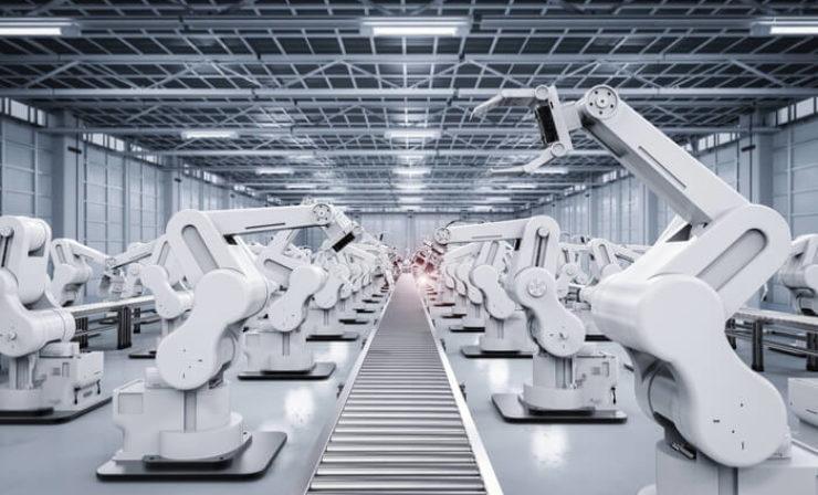 Studie: Roboter auf dem Vormarsch
