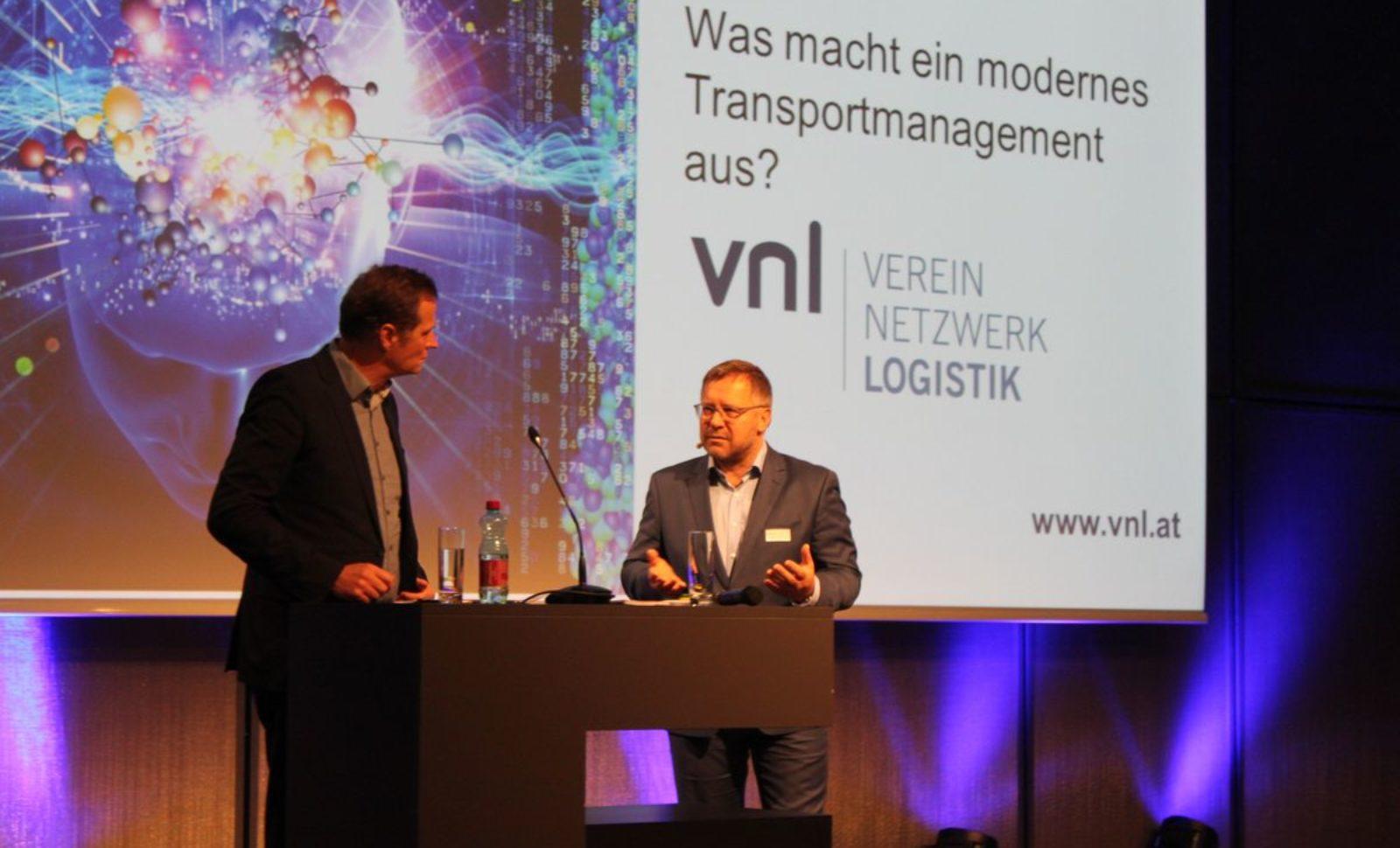 VNL-Powerday Transportmanagement, 21. November 2017, voestalpine Stahlwelt Linz