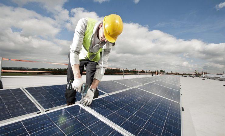 Ertrag von acht Solaranlagen dient teils für Maschinentests