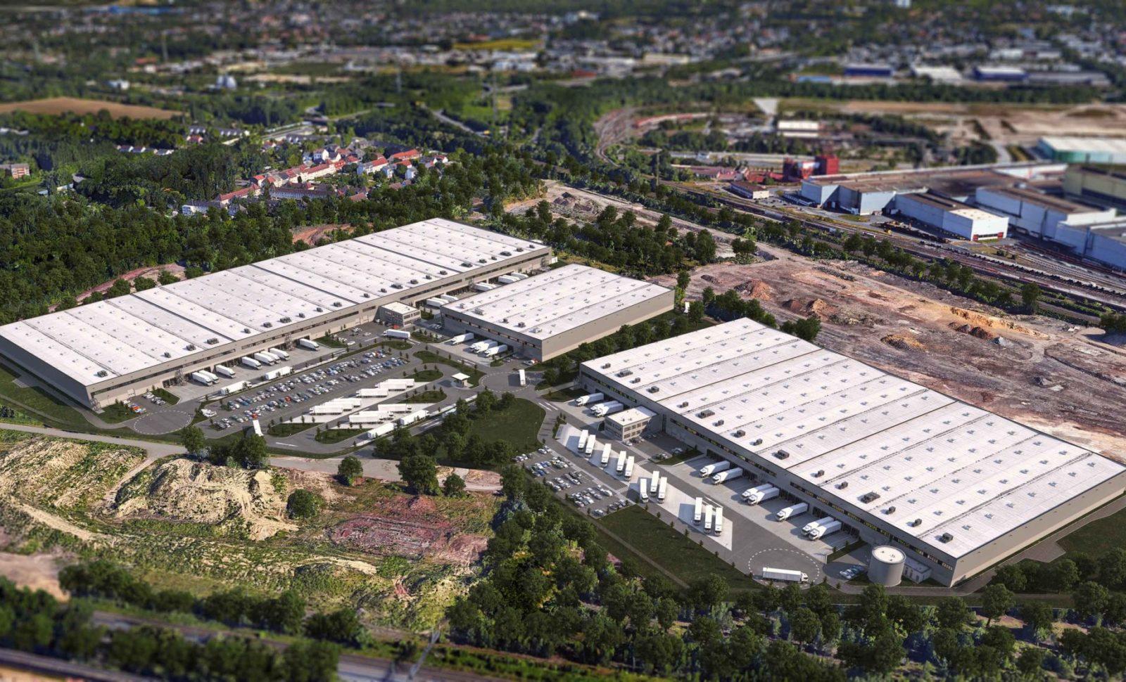 Prologis erwirbt 16 Hektar in Dortmund
