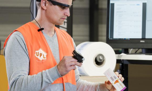 UNITAX führt Datenbrillen ein