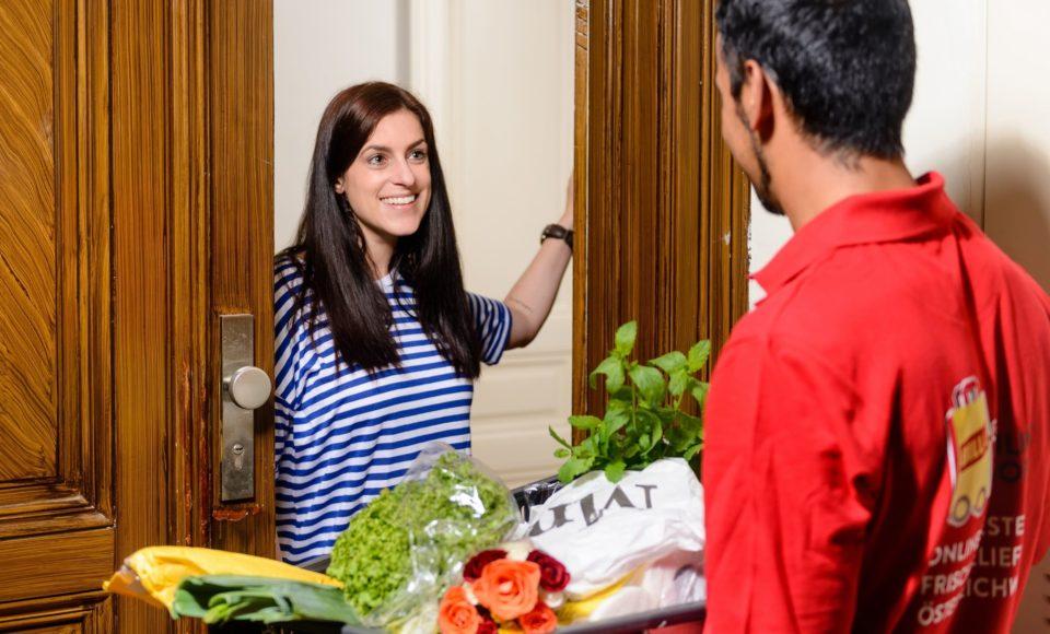 BILLA Online Shop – Kunden bestellen online frische Produkte