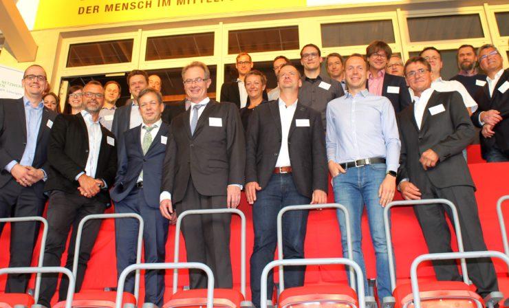 Logistik Netzwerk Thüringen rüstet sich für die Zukunft