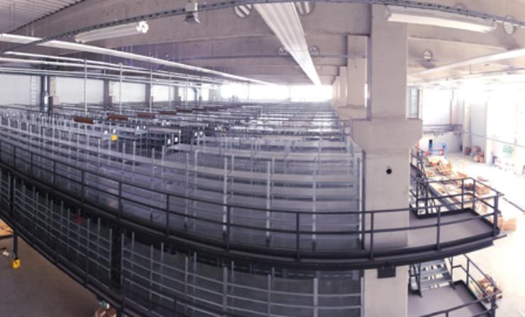 Logistisches Großprojekt gestartet: Schunk baut im neuen Logistikzentrum auf Logistik-IT von inconso