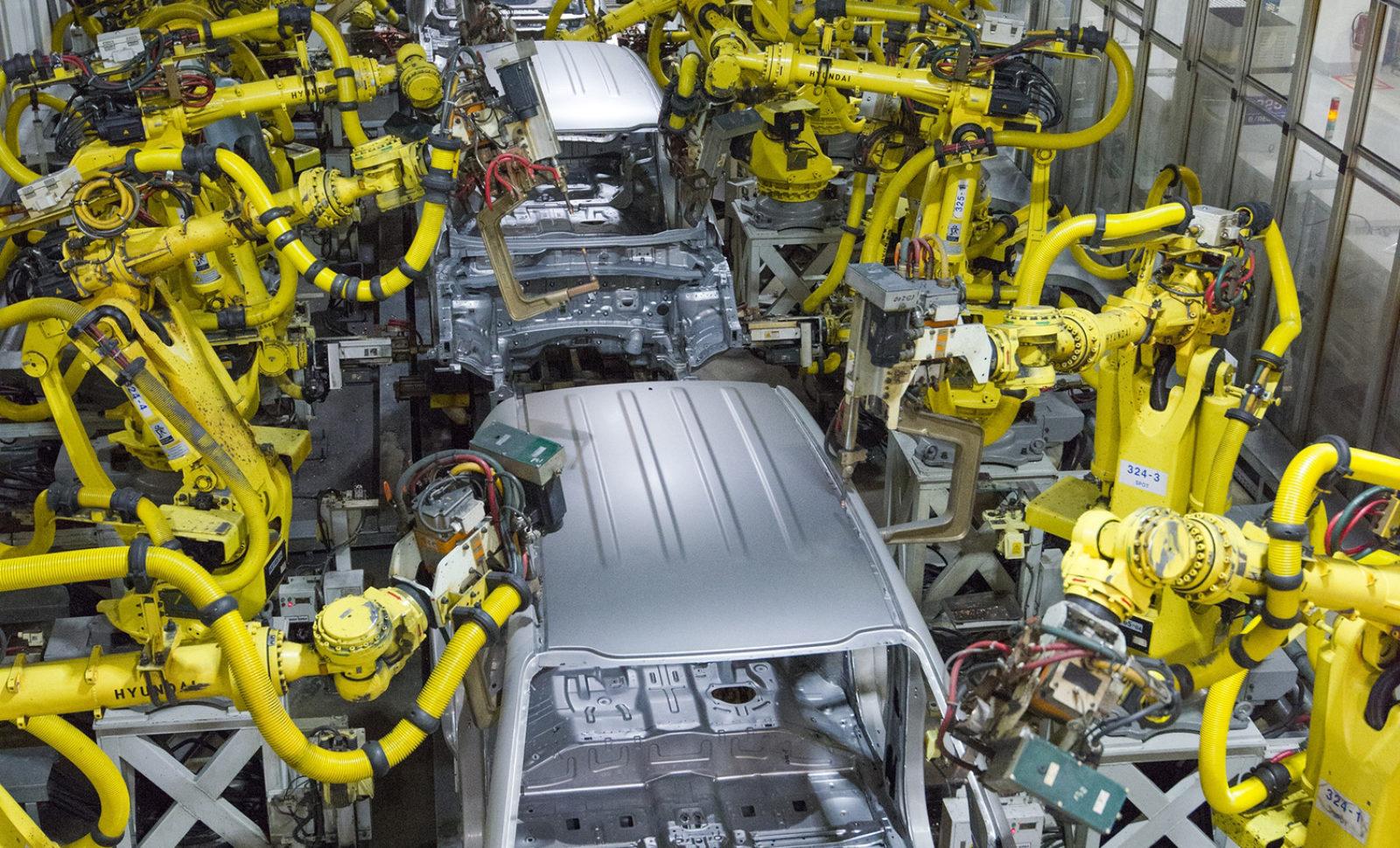 cargo-partner lieferte Teile einer neuen Kia-Produktionsanlage aus