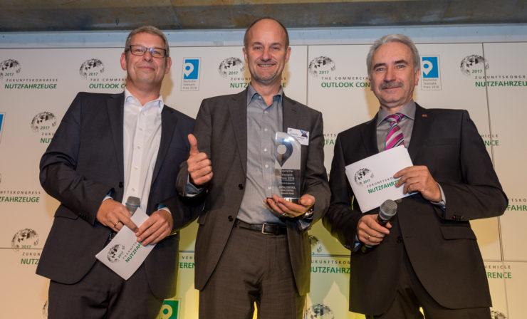 Telematik: Arealcontrol gewinnt Deutschen Telematik Preis 2018
