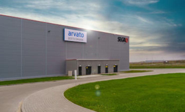 Arvato eröffnet neues Distributionszentrum in Polen