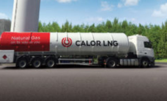 Calor invests £3.5m in LNG