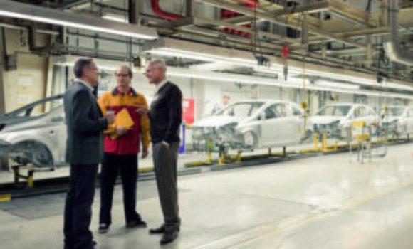 Ford picks DHL for prototype logistics