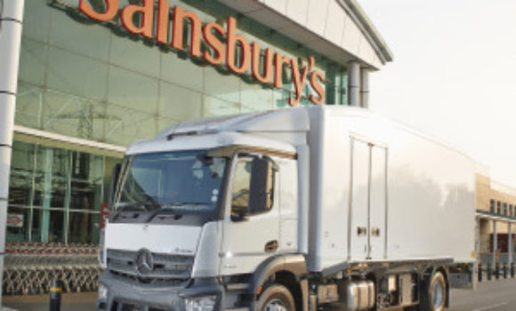 Sainsbury's on target for £540m cost savings