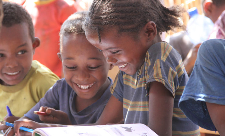 ELVIS engagiert sich für Bildungsbedingungen im Sudan
