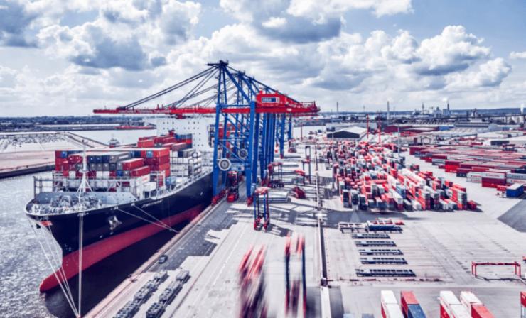 Bessere Ausnutzung der Kapazitäten: Hamburger Hafen führt Slotbuchung ein