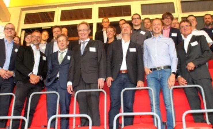 Logistiknetzwerk Thüringen rüstet sich für die Zukunft