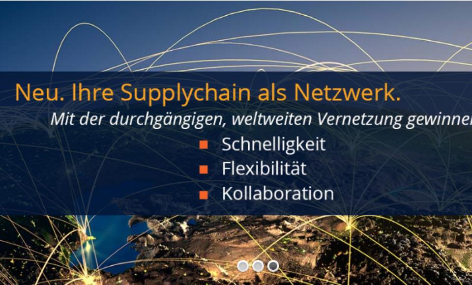 Transparentes Management von Supply Chains