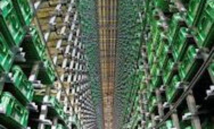 Technische Unie wächst mit Witron