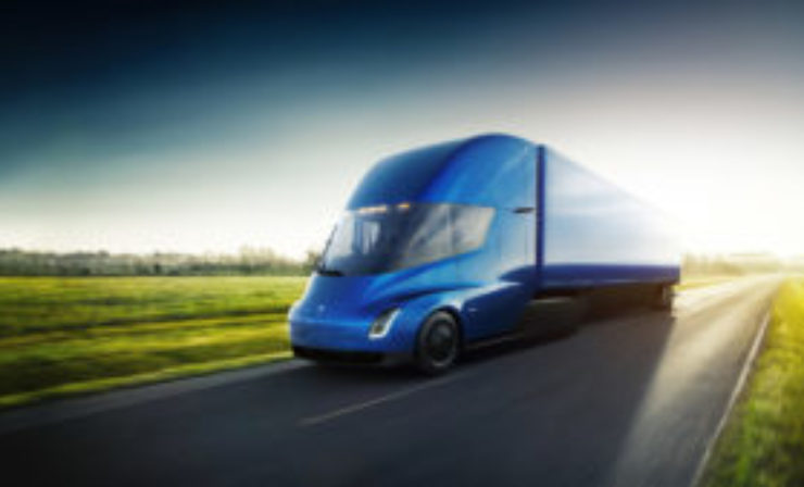 DHL Supply Chain orders ten Tesla trucks