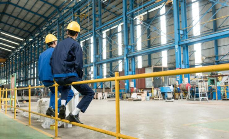 Forderung nach mehr Gehalt: Logistiker legen erneut ihre Arbeit nieder
