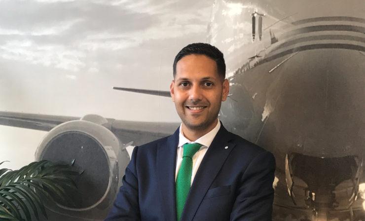 Chapman Freeborn baut europäische Air Cargo Division mit neuem Sales Manager in Frankreich aus