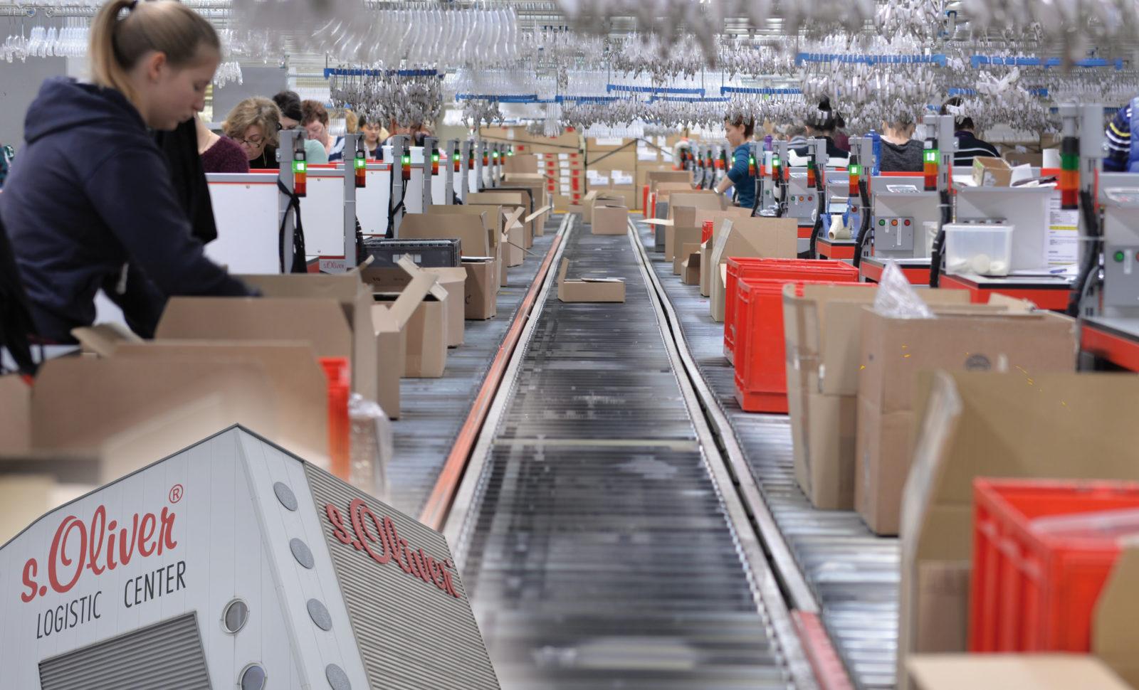 SAP EWM in der Fashion-Logistik