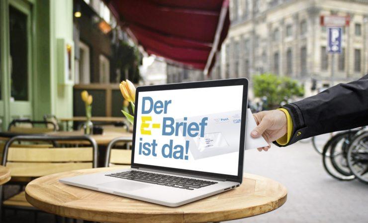 E-Brief der Österreichischen Post mit neuen Versendern und Funktionen