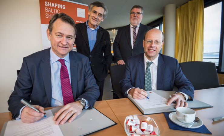 LHG und Stora Enso vereinbaren langfristige Kooperation