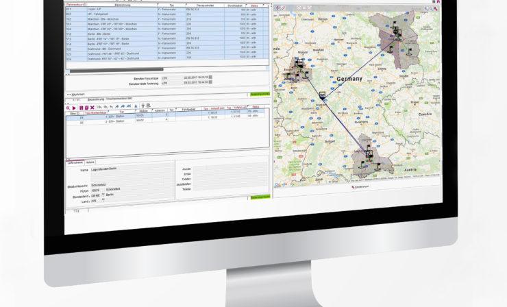 Transport Management mit inconsoTMS: Optimierte Netzwerkplanung, innovative Auswertungsverfahren und verbesserte Integration