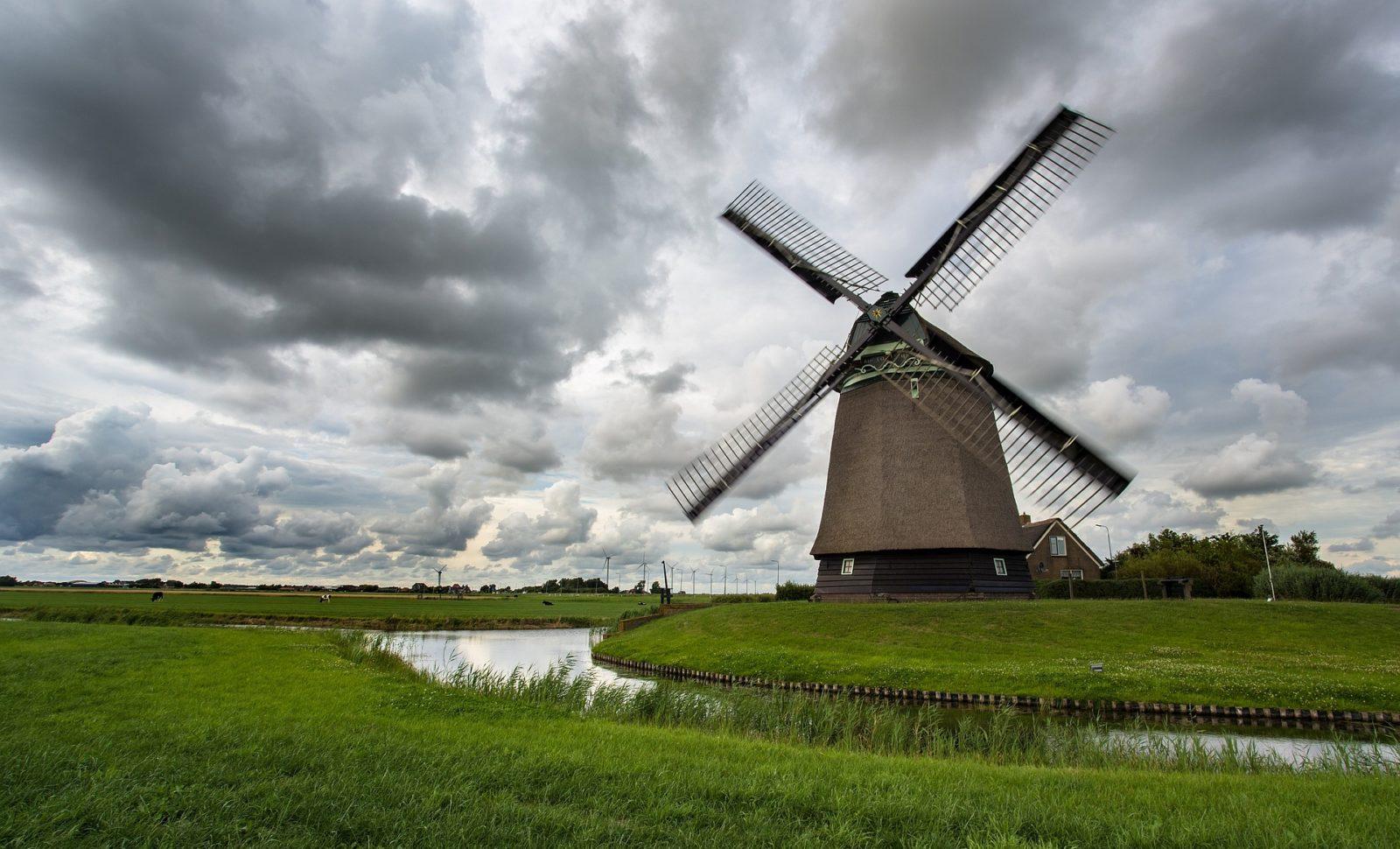 Mit Windmühlen gegen Amazon Business