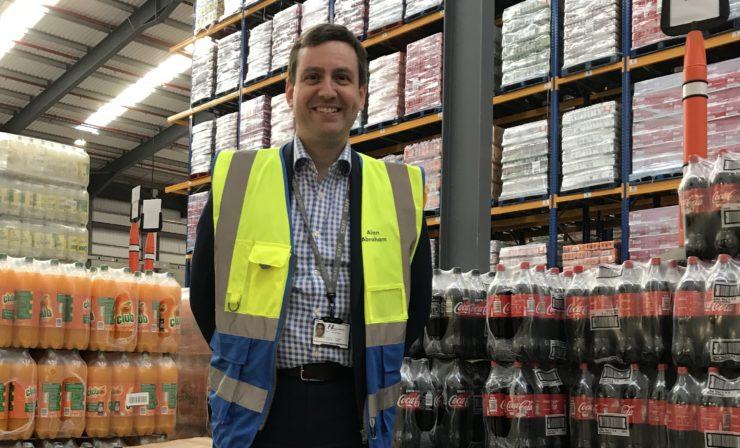 Henderson testet Dolly-Paletten von CHEP: Bessere Logistik und höherer Umsatz im Handel