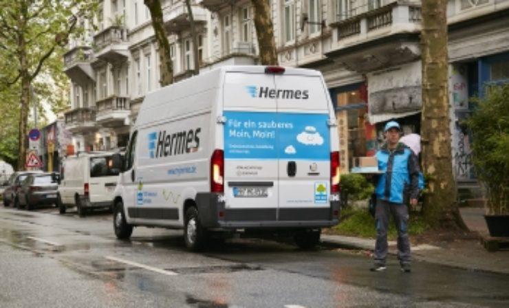 Hermes überprüft Zusammenarbeit mit Servicepartnern