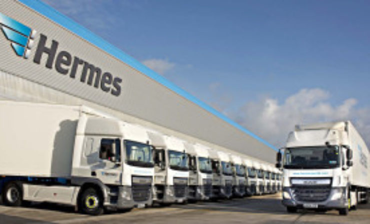 Busiest Black Friday ever for Hermes
