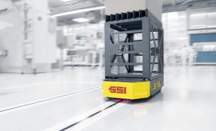SSI Schäfer gewinnt erneut den Supply Chain Asia Award