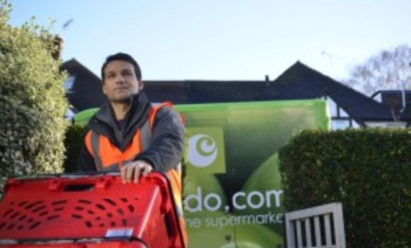 Driver shortage stymies Ocado growth