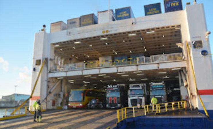 Port of Kiel erzielt Spitzenergebnis und wächst um 14,3 Prozent