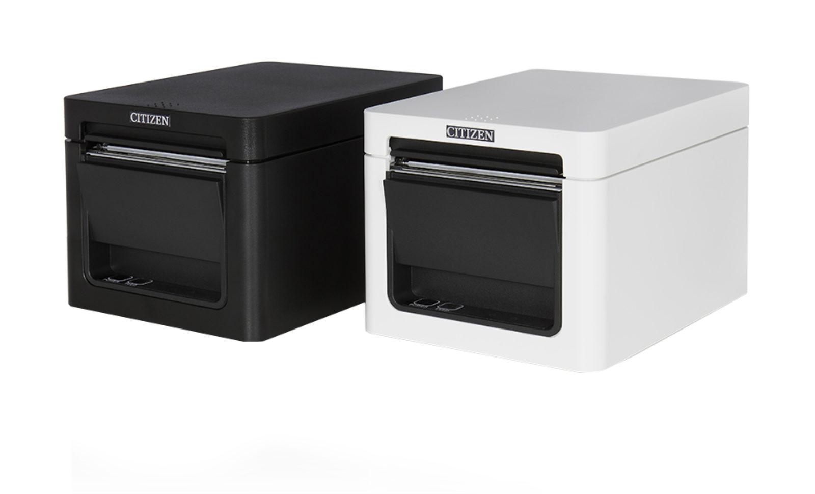 Citizen launcht schnellen und eleganten POS-Drucker