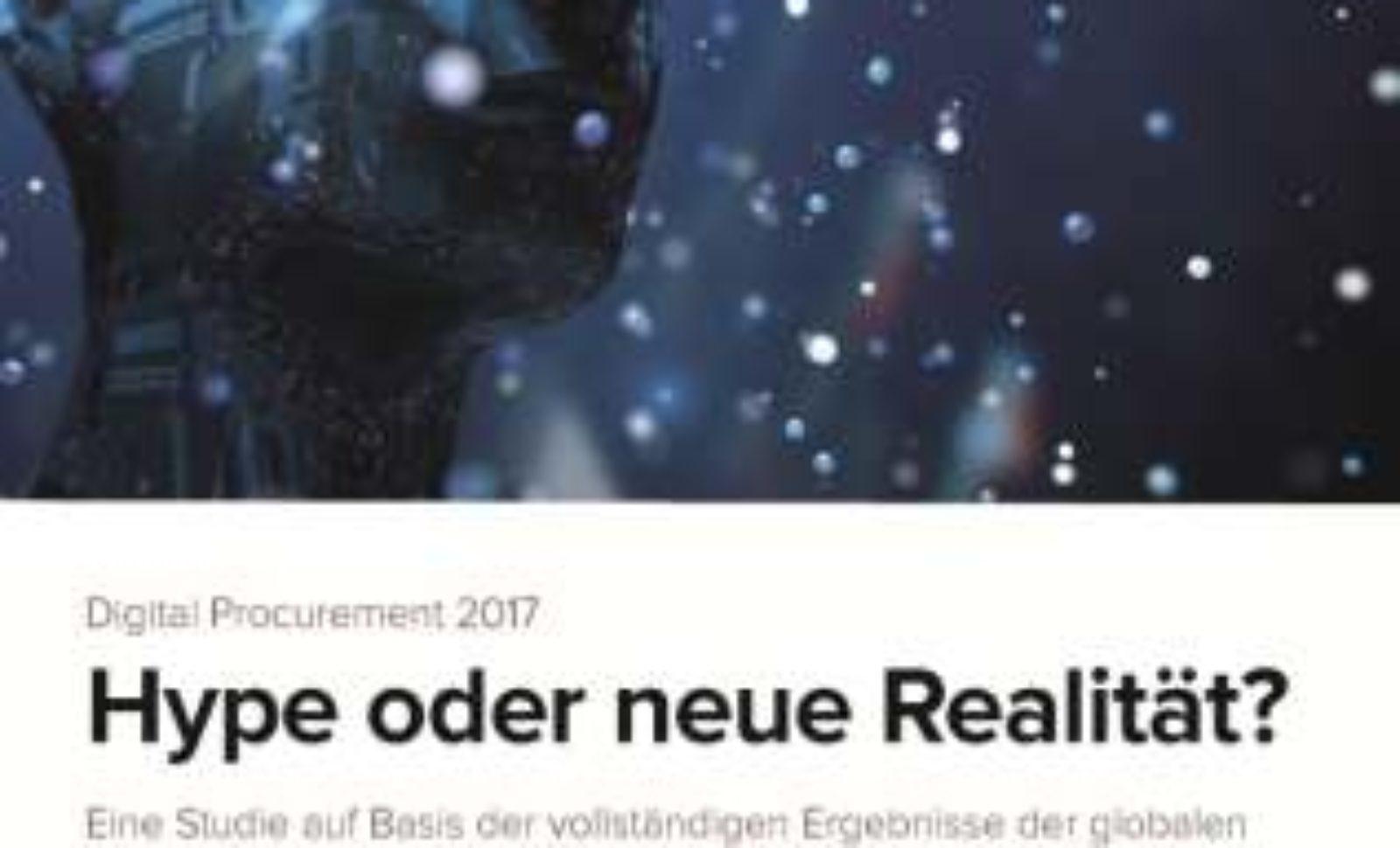 Umfrage von Jaggaer und BMÖ: Bei digitalem Einkauf passen Erwartungen und Erfahrungen noch nicht zusammen