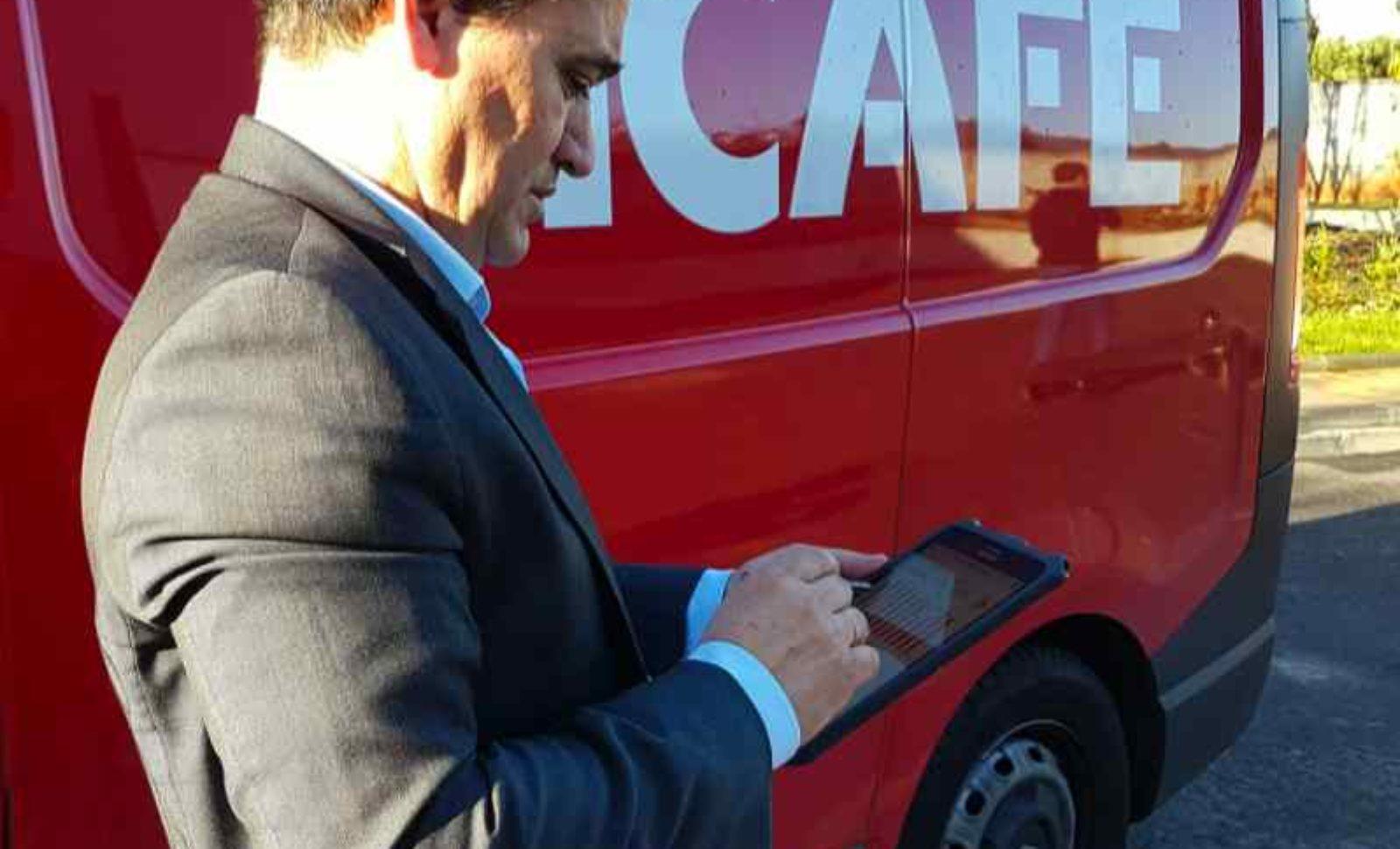Bicafé optimiert Kundenservice und steigert Umsätze mit Außendienstlösung von Zetes