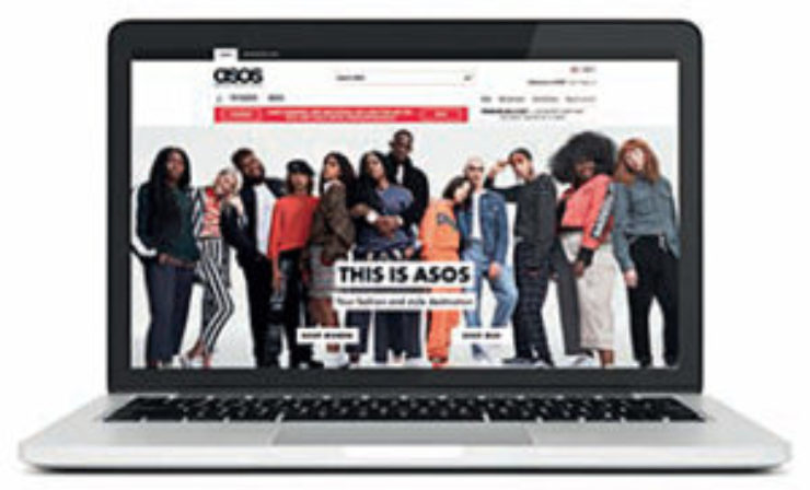 Same day delivery boosts sales at ASOS