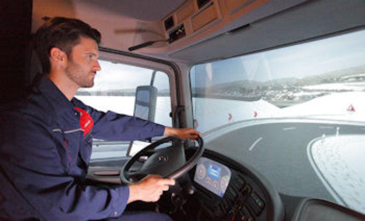 Wie der Staat das Training zahlt und Firmen ihre Fahrer halten und motivieren