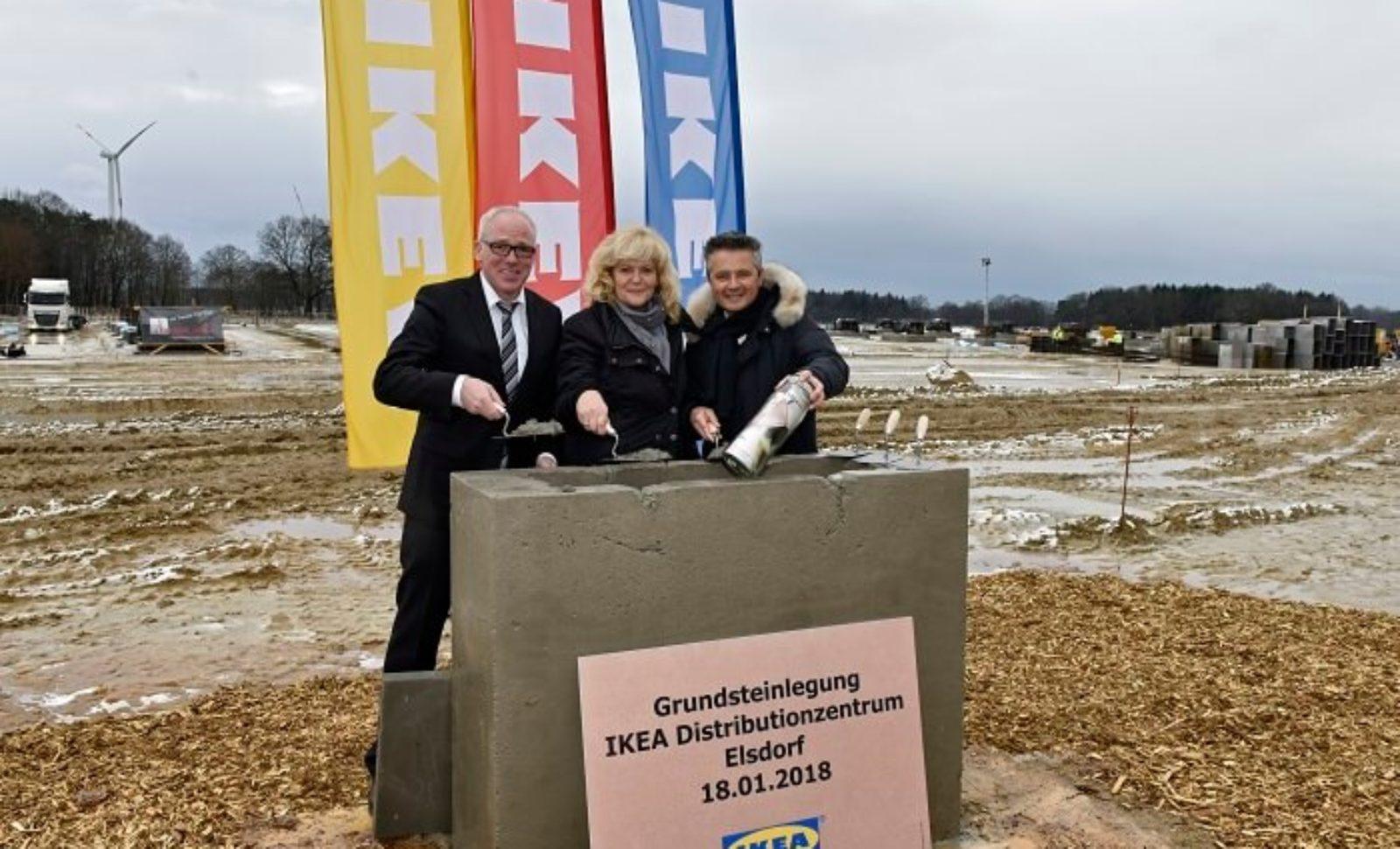 Ikea: Neues Verteilzentrum in Norddeutschland, weitere bereits geplant