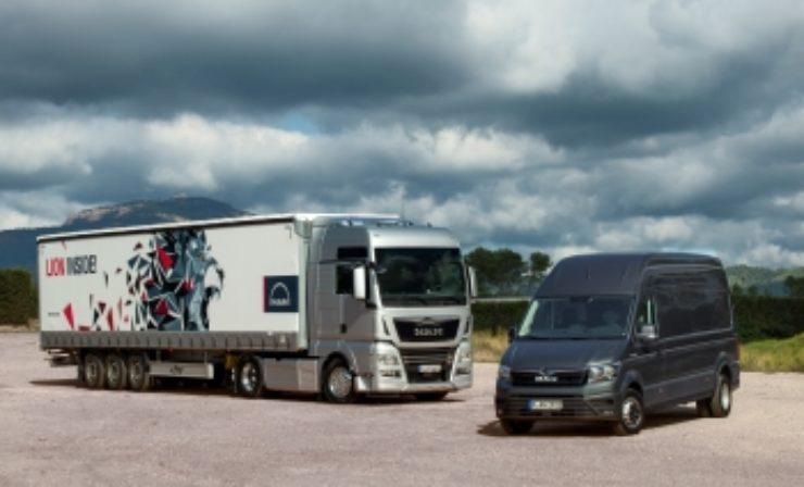 MAN Truck & Bus mit Steigerung bei Absatz und Marktanteil