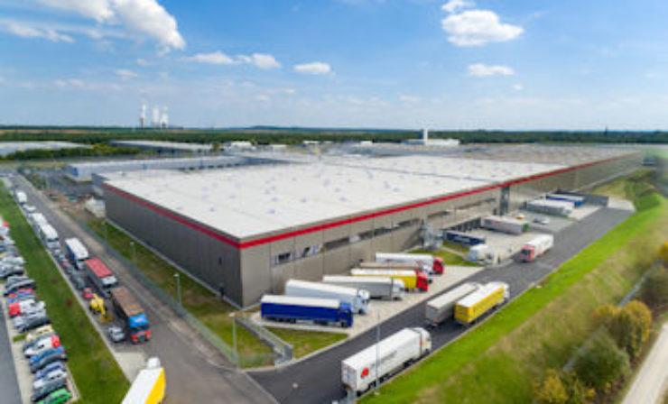 NEX übernimmt komplette Fläche im Logistikpark P3 Bedburg