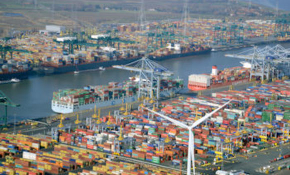 Hafen Antwerpen verzeichnet fünftes Rekordjahr in Folge