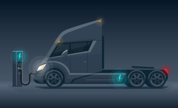 Kalifornische Gründer bieten mit E-Truck Tesla die Stirn