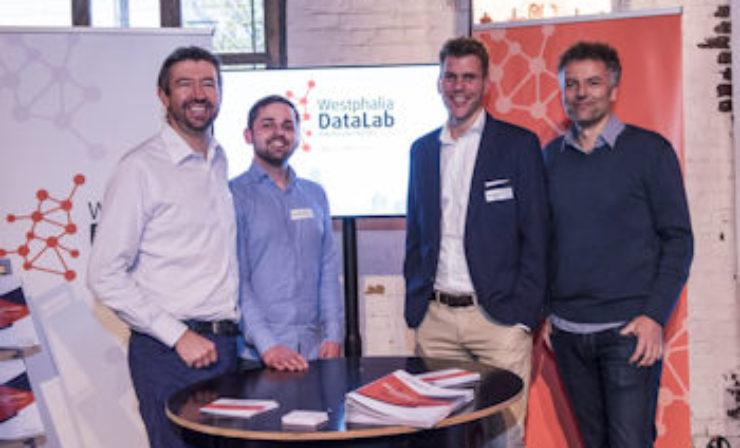 Fiege und Datenwissenschaftler gründen Westphalia DataLab